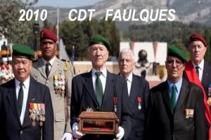 2010 Cdt FAULQUES